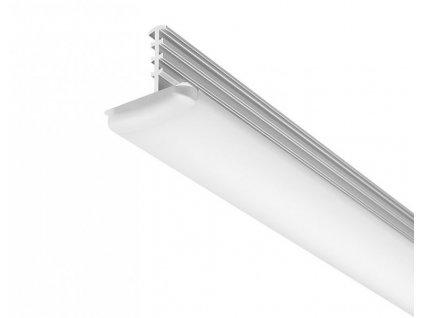 LED světelná lišta LARSA 60cm 10W do podhledů