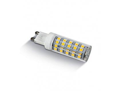 LED Žárovka G9 LED bulb 5W 230V 450lm 3000K stmívatelná