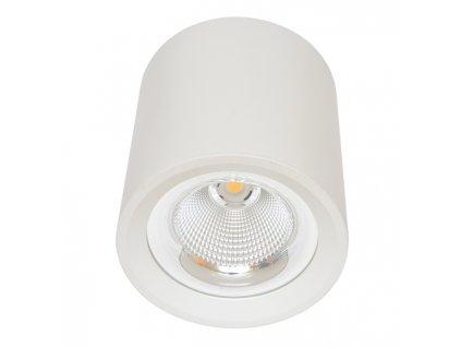 LED svítidlo přisazené EFECT 30W 4100K bílé Ecolite MZ-DL-30W/BI