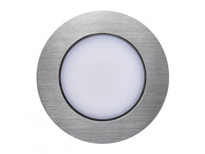 LED vestavné venkovní svítidlo Nordlux Leonis 5-kit 2700K IP65 plast nikl 49180155