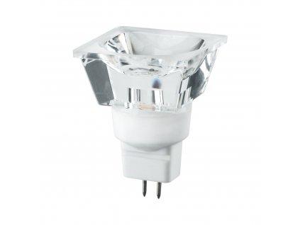 LED žárovka Diamond Quadro 3W GU5,3 12V teplá bílá - PAULMANN