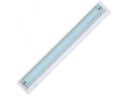 GANYS kuchyňské LED svítidlo 15W 91cm bílé Ecolite TL2016-70SMD/15W/BI