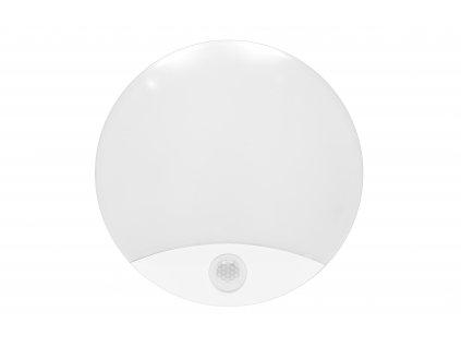 LED stropní svítidlo se senzorem LORA 15W,4100K,IP44, 1300LM Ecolite WHST71-LED
