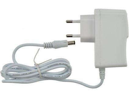 Síťový adaptér pro LED pásky, 230V - 12V, 1A, 12W, bílá barva Solight WM70