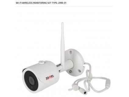 Bezdrátový monitorovací systém WiFi Zamel ZMB-01