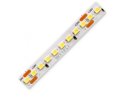 LED pásek 3040 160 WIRELI WW 4030lm 26W 1,084A 24V (bílá teplá)