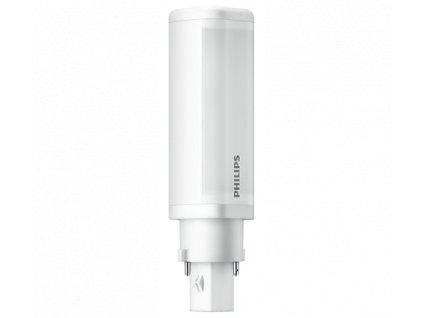 LED žárovka CorePro LED PLC 4,5W 830 2P G24d-1