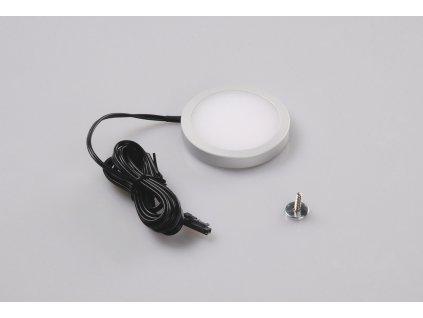 LED svítidlo bodové WIRELI 1,6W 80lm 56x8mm bílá neutrální
