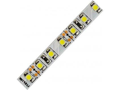 LED pásek 3528 120 WW 960lm 9,6W 0,8A (bílá teplá)