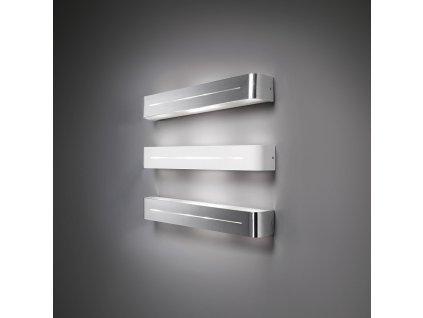 Nástěnné svítidlo Ideal Lux Posta AP4 šedé 009957