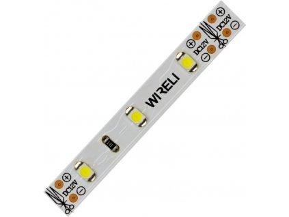 LED  pásek 3528 60 extra teplá 2600K  4,8W/m délka 1m