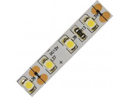 LED pásek 3528 96 neutrální 4000K 7,68W/m délka 1m