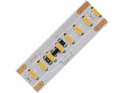 LED pásek 4014 210 studená bílá  25W/m 24V délka 1m
