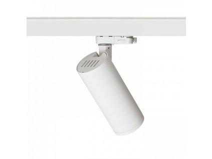 PRODIGI S pro tříokr. lištu bílá 230V LED 10W 36° 3000 - RED - DESIGN RENDL