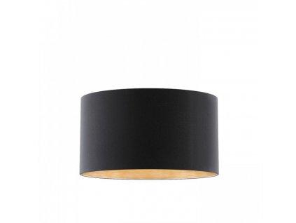 RON 55/30 stínidlo Polycotton černá/bílé PVC max. 23W - RED - DESIGN RENDL R13051