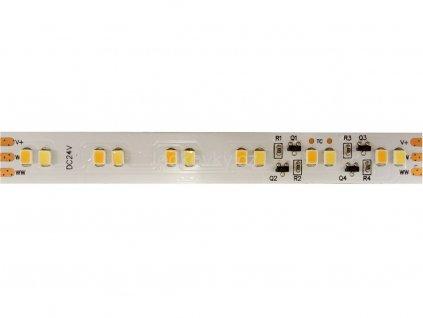 Dvoubarevný LED pásek FLB7-W/WW-IP65 Long 957lm 12W, 24V, 0,5A, 2800 - 6500K