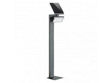 Solární senzorové svítidlo XSolar GL-S antracit / zahradní Steinel 9830