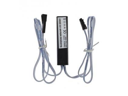 Vypínač pro zásuvky a posuvné dveře IR, typ C, 12V / 30W