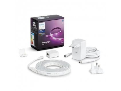 Hue LED Pásek White and Color Ambiance Lightstrips plus Philips BT 8718699703424 25W 1600l