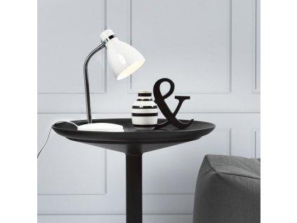 Stolní lampička Nordlux Cyclone (bílá) 73065001