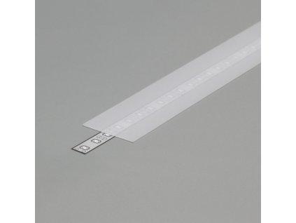 Difuzor A9 nasouvací JEMNĚ MATNÝ 1m Topmet
