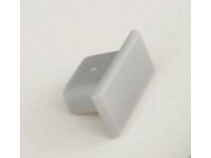 Koncovka 01 plast BEZ otvoru pro kabel (KUS) Topmet