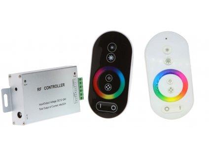 RGB-12/24VDC-3x6A-RF-Touch-B