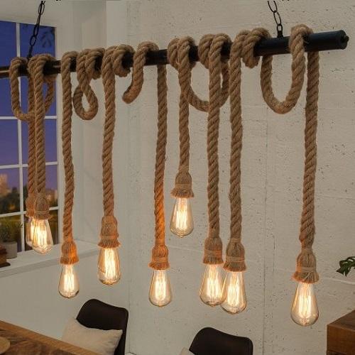 Světla v interiéru vytvářejí pohodovou atmosféru. Jak na osvětlení jednotlivých místností?