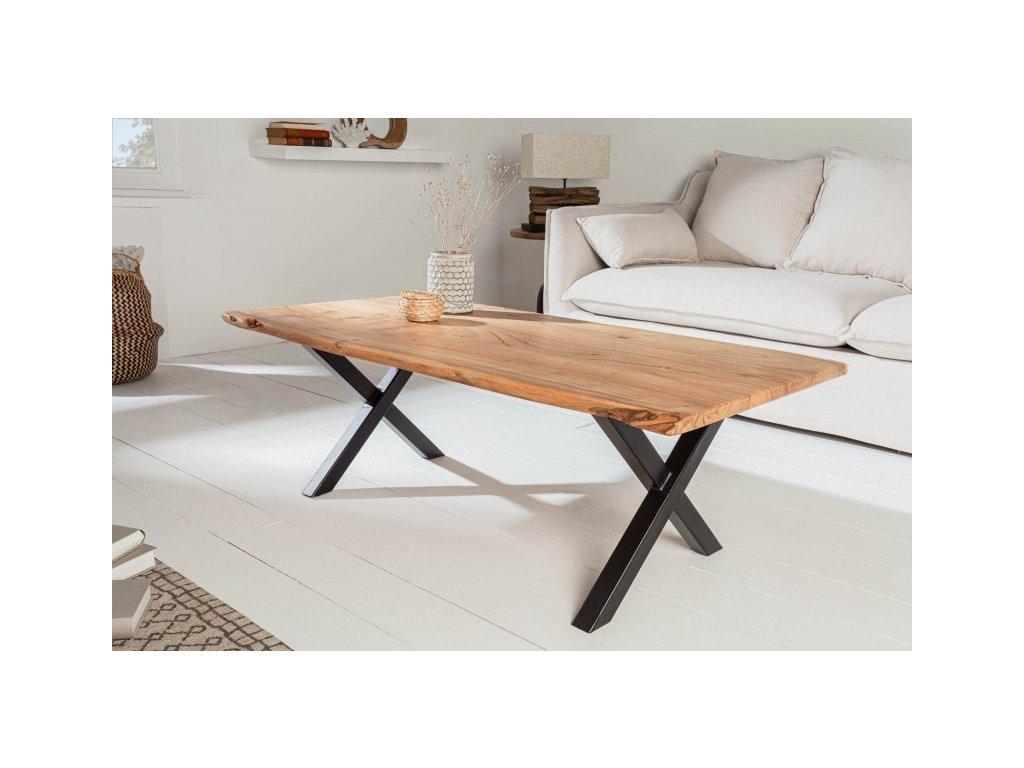 Luxusní konferenční stolek Darren, 118cm 01