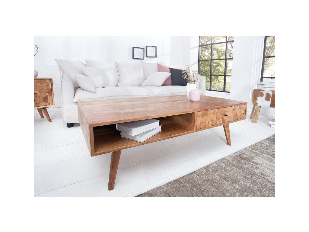 Konferenční stolek Fabian, 117cm 01