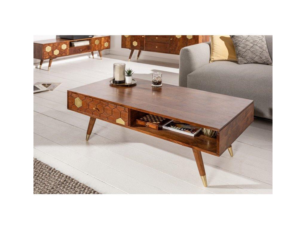 Konferenční stolek Millie, 117cm 01