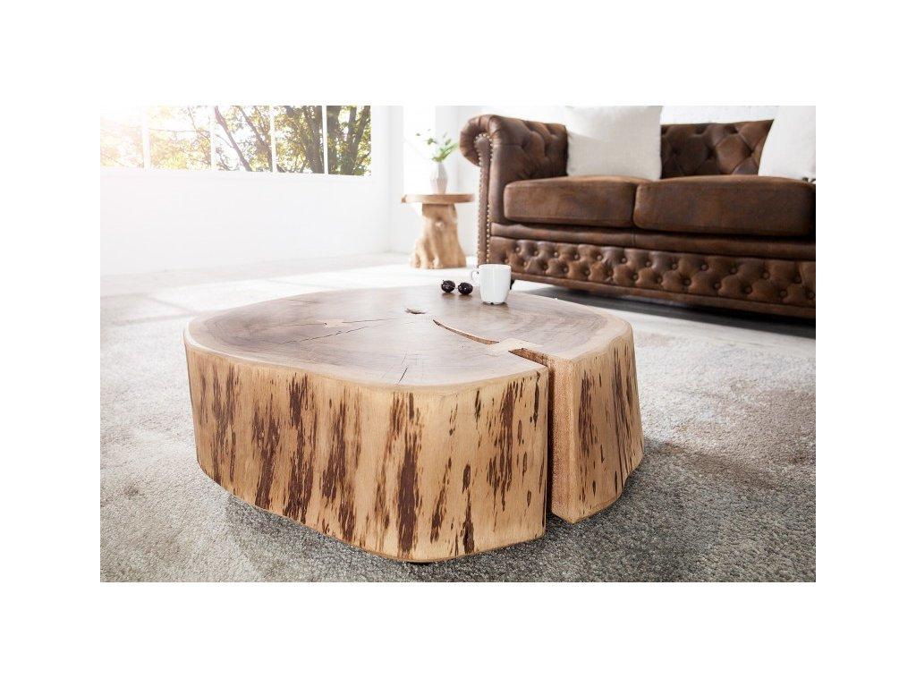 Luxusní konferenční stolek Jesse, 60cm 01