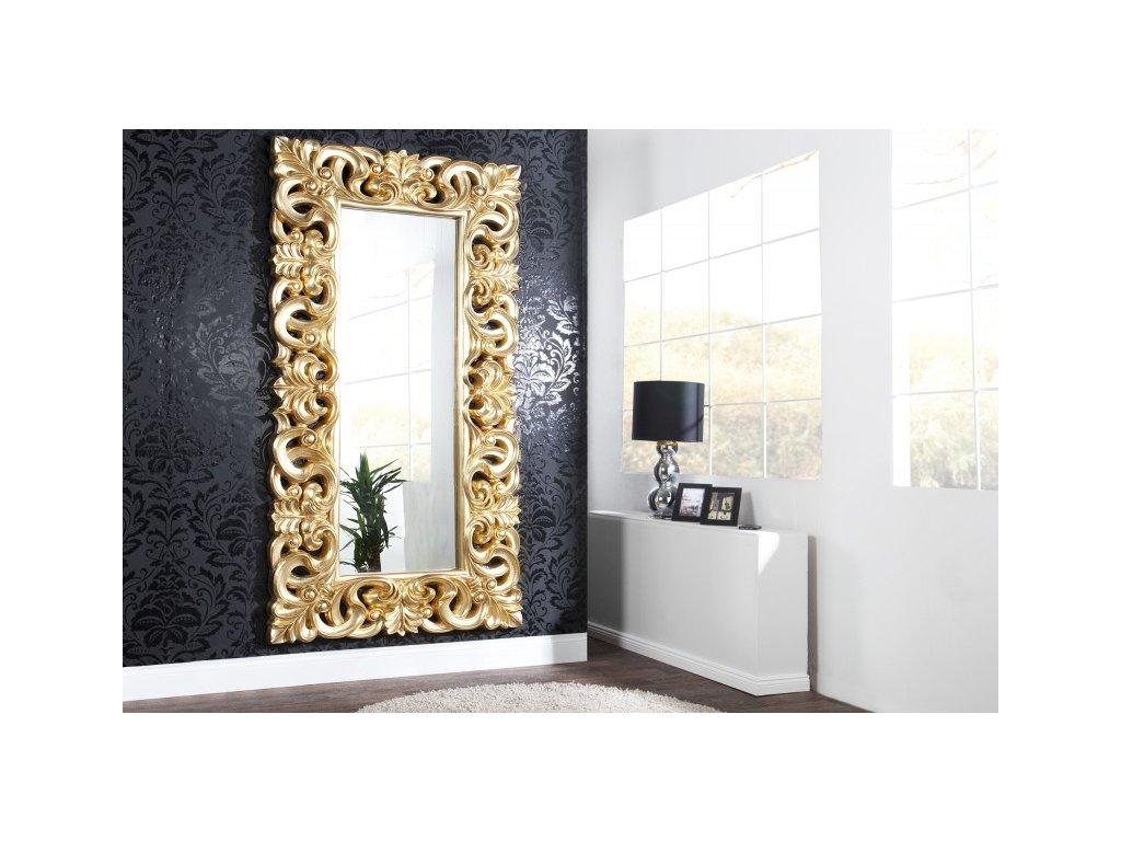 Zrcadlo Benátky Ryan, zlaté 01