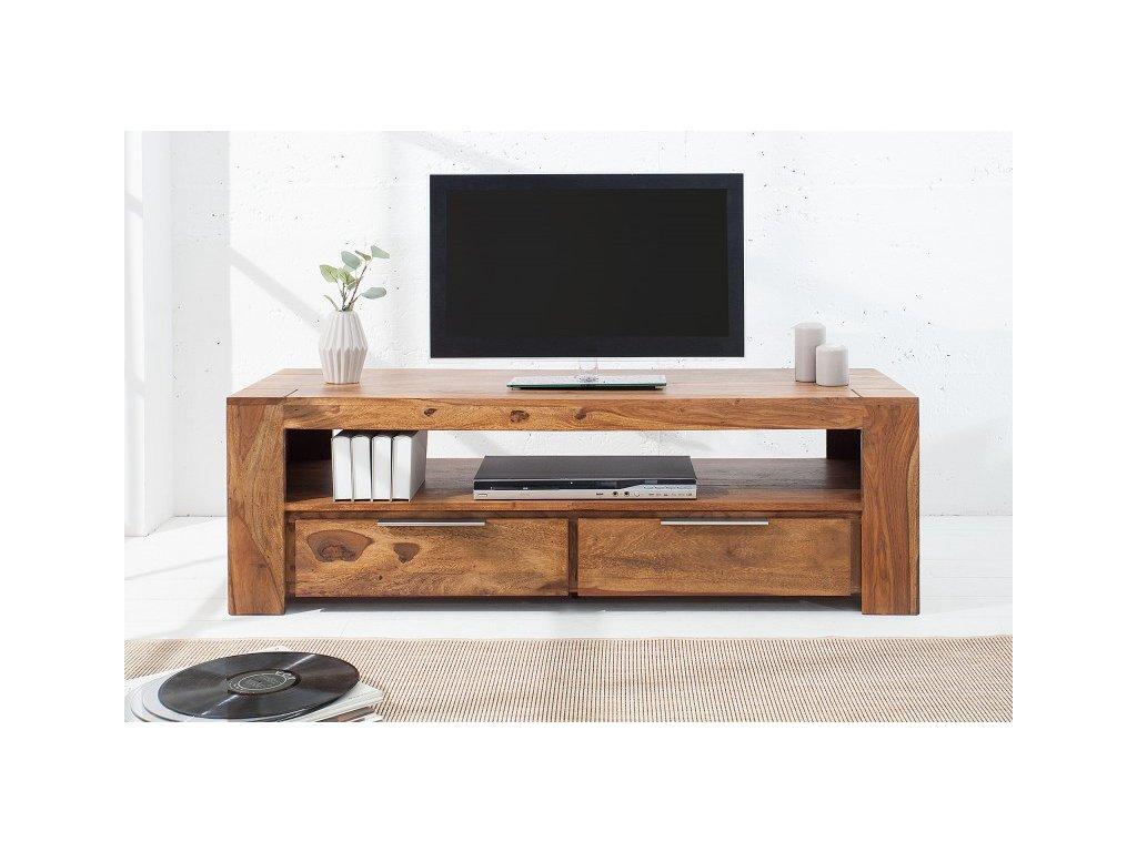 Masivní TV stolek Ambrose, 135cm 01