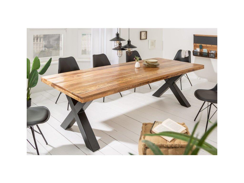 Designový jídelní stůl Wilf, 200cm 01