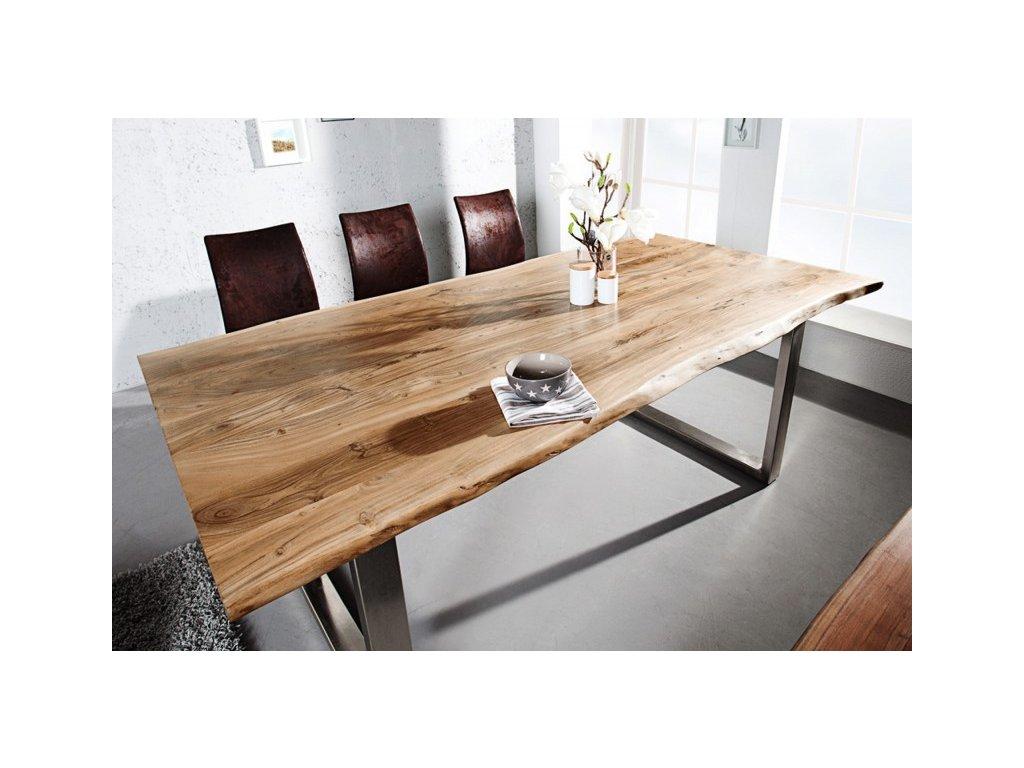 Masivní jídelní stůl Wallace, 160cm