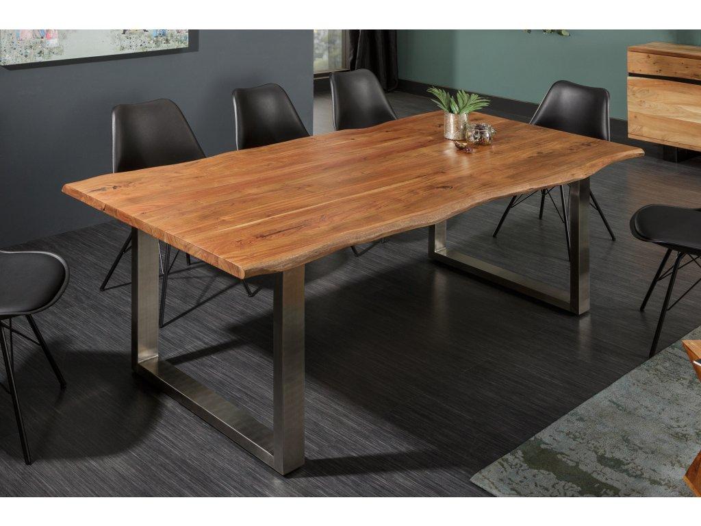 Masivní jídelní stůl Wallace, 180cm