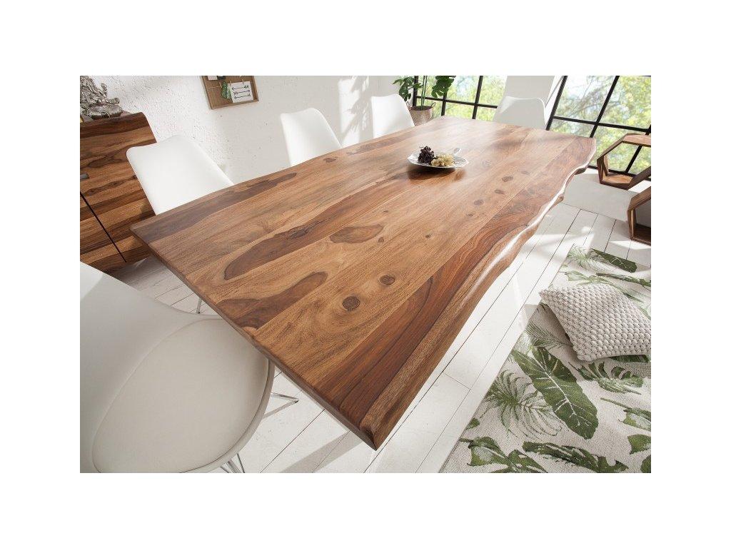 Masivní jídelní stůl Tristan, 200cm 01