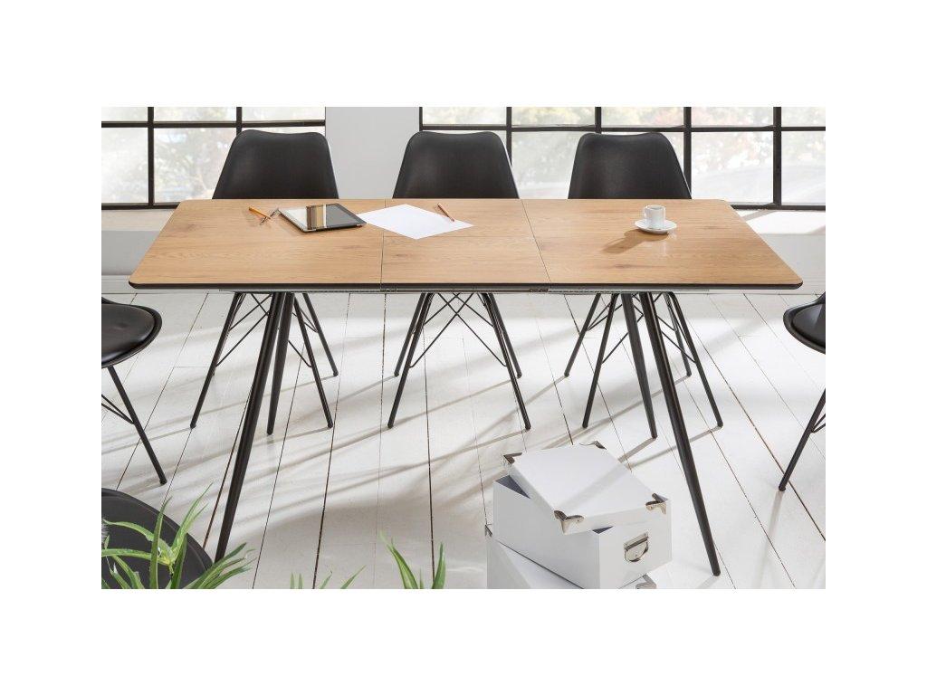 Rozkládací jídelní stůl Bailey, 120 160cm 01