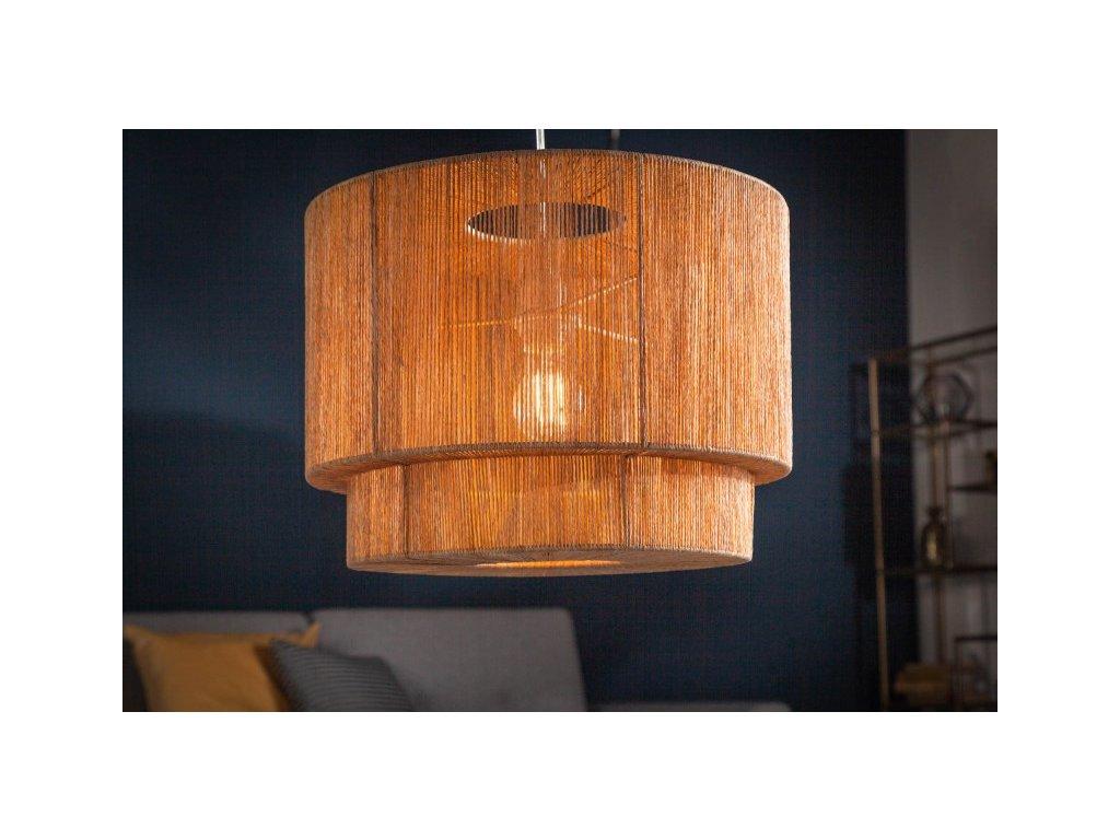 Designový lustr Edwina, 39cm 01