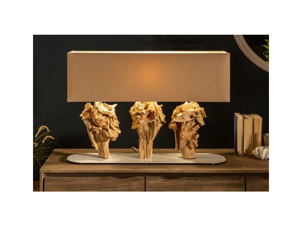 Designová stolní lampa Ena, 80cm 01