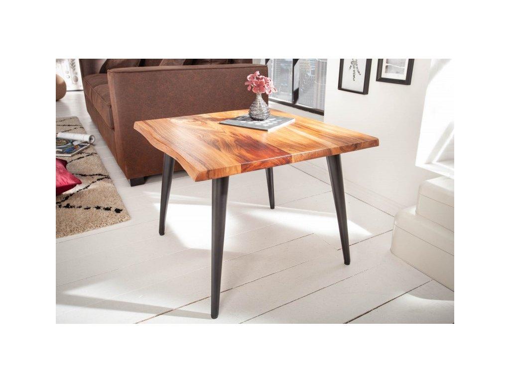 Luxusní konferenční stolek Campbell, 60cm 01