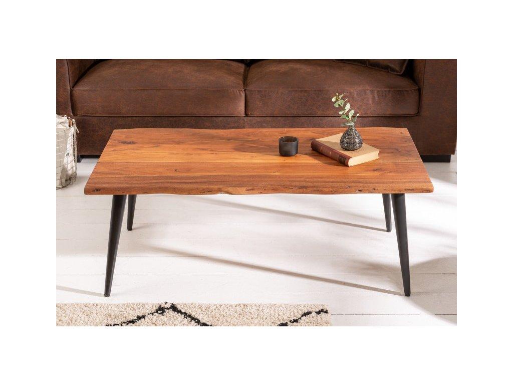Masivní konferenční stolek Ernest, 110cm 01