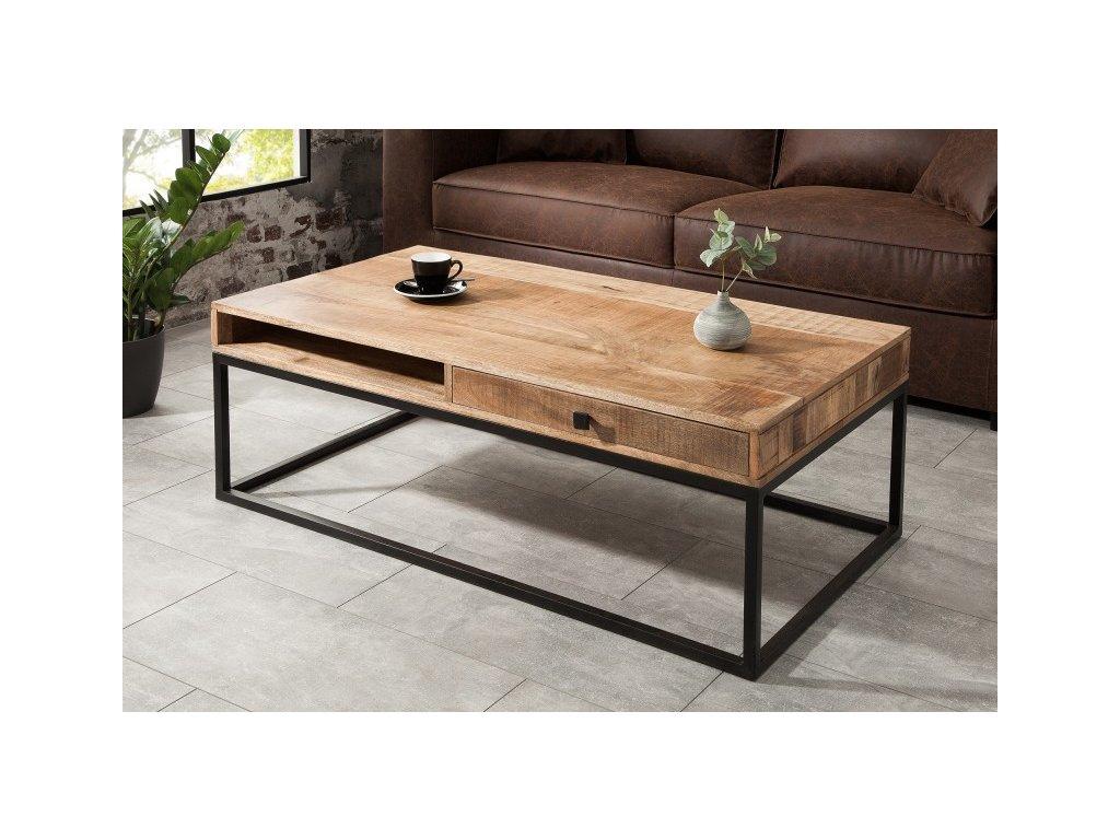 Designový konferenční stolek Gideon, 100cm 01