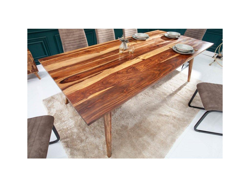 Masivní jídelní stůl Gilbert, 200cm 01