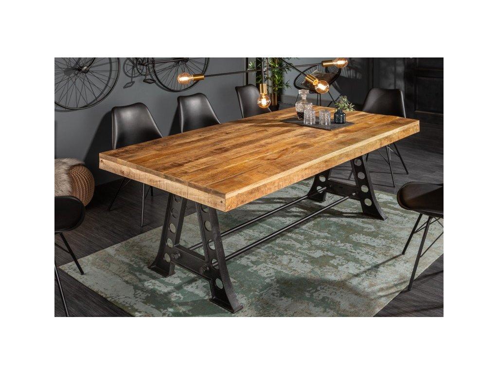 Luxusní jídelní stůl Justin, 240cm 01