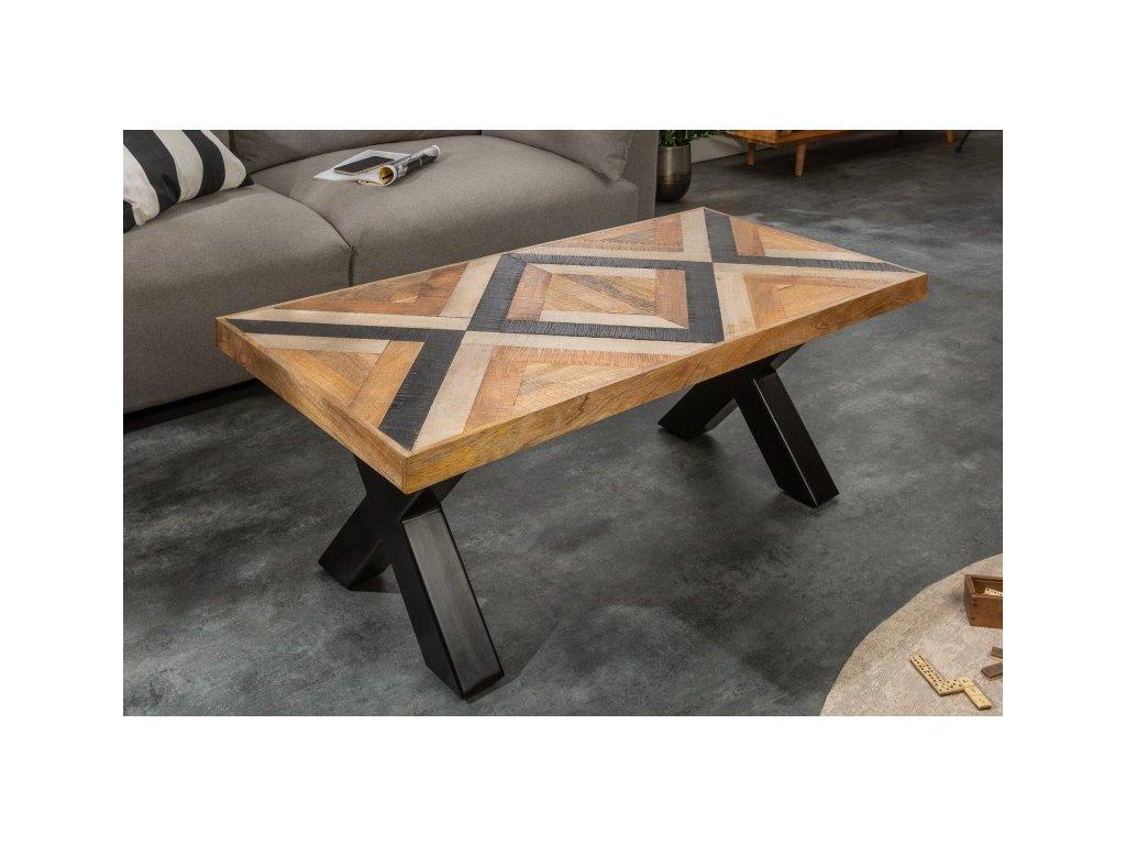 Konferenční stolek Leonard, 110cm 01