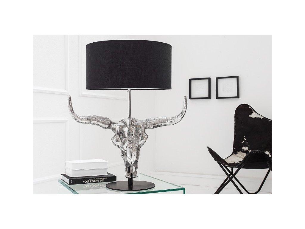 Luxusní stolní lampa Amy 01