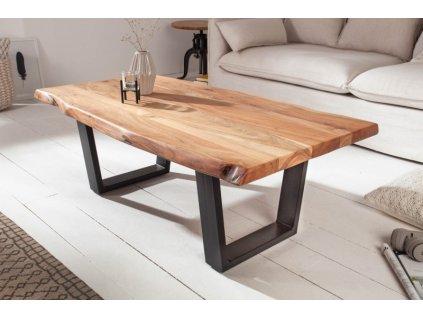 Masivní konferenční stolek Kane, 110cm 01