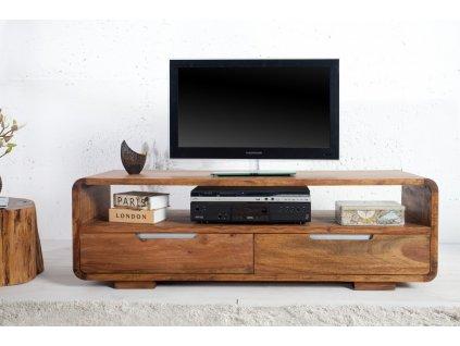 Masivní TV stolek Bruno, 130cm 01